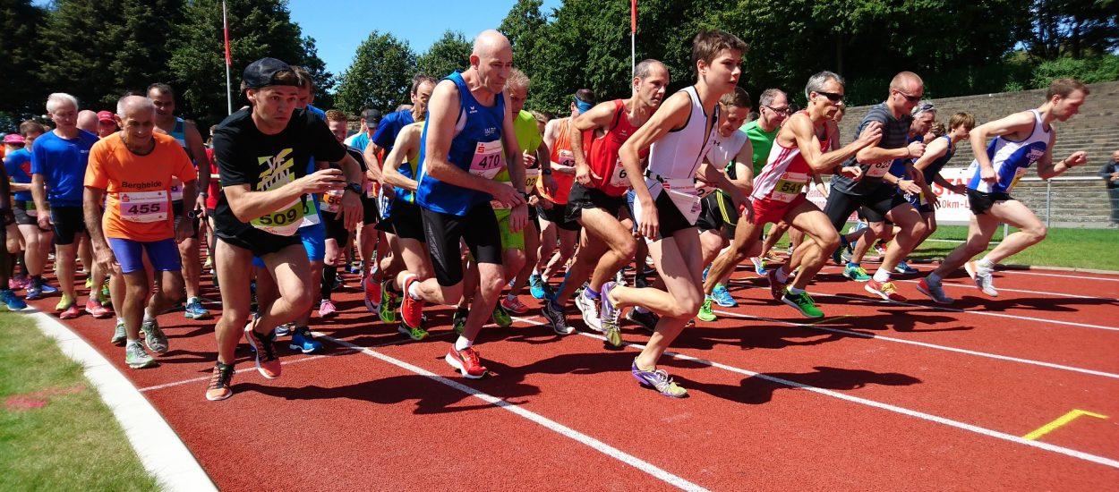 Bieganie sposobem na walkę z koronawirusem
